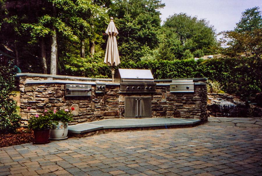 stone kitchen builer and masonry company nj